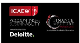 FINANCE FOR THE FUTURE AWARDS 2016 FINALISTS